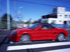 高級車の車両保険の画像